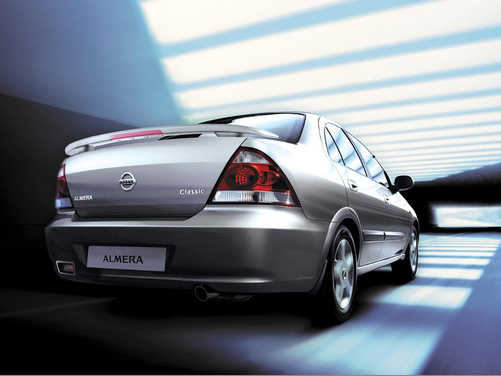 Комплектации Nissan Almera Class…